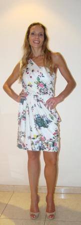 vestido Cris Barros
